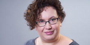 Katarzyna Kazańska-trenerka emisji głosu